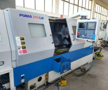 Tornio Puma 300 LMC